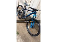 Mans 29er mountain bike. Hardtail 29er swap for motorbike any cc