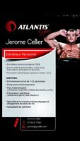 PERSONAL TRAINER NATUROPATHE NUTRITION CONSULTANT