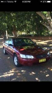 1999 Toyota Camry Wickham Newcastle Area Preview