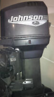 "Johnson 150 HP, XL 25"" Shaft, Outboard Motor"