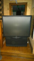 """Sony 53"""" Rear Projection Television Model KP-53S17"""