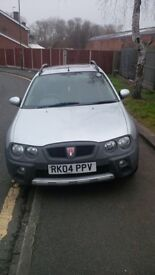 2004 Rover streetwise 1.4s