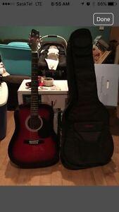 Full size acoustic  Stagg Regina Regina Area image 3
