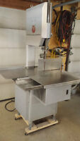 Refurbished  Biro model 44 meat bandsaw