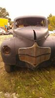 Rare 1940 Dode D15  with ownership