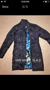 Black dress coat London Ontario image 1
