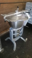 Commercial Vertical Cutter Mixer - All In One Answer for You