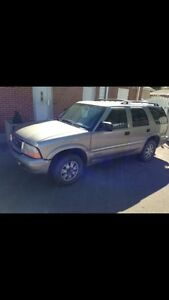 1999 GMC Jimmy Part Out