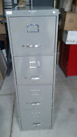 4 DRAWER METAL FILING CABINET -URGENT MUST GO BY SATURDAY