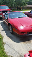 Rare and hard to find excellent shape classic fiero gt 1985