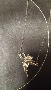 Tinkerbell Necklace -Disney Couture Kingston Kingston Area image 1