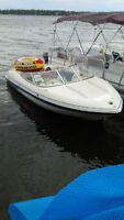 19' Glastron boat for sale. Very fast boat, and fun to drive