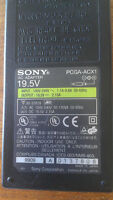 19.5 V Genuine Sony Vaio power adapter 2.15A