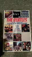 Livre complet sur la vie et carriere des Beatles