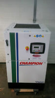 NEW 15hp 575v Champion 'Vision' Rotary Screw Air Compressor