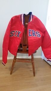 76ers team jacket