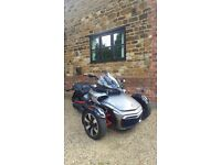 Can Am Spyder F3 S ---- Semi Auto