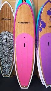 """Stand Up Paddle Board 9'6"""" x 31"""" by alleydesigns Currumbin Waters Gold Coast South Preview"""