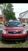 2006 Ford Five Hundred Tell quelle Berline