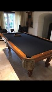 8ft POOL TABLE BY CANADA BILLARDS Kingston Kingston Area image 3