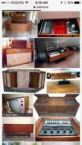Seeking a Clairtone Stereo in great working condition Strathcona County Edmonton Area image 4