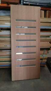 Timber Entry Door Glazed - EB9 - 2040h x 820w w/ 8 x Glass Loganholme Logan Area Preview