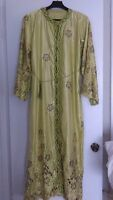 robe traditionnelle- caftan