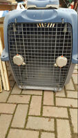 LARGE DOG CRATE- EXCELLENT CONDITION