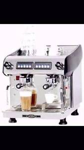 New Expobar Compact 2 Group High Cup Commercial Coffee Machine Marrickville Marrickville Area Preview