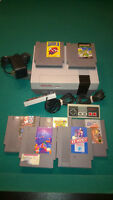 Nintendo system with 7 games hook-ups included