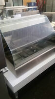 Food Display Cases - Heated and Refrigerated Cases For Sales