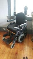 Electrics wheelchair