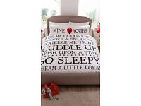 Double mine and yours duvet cover set