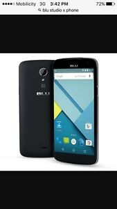 Android Phone for Sale!  Blu Studio X