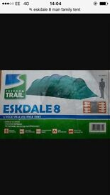 Eskdale 8 person capacity tent