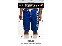 Superdry boardshorts