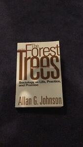 The forest and the trees by Johnson