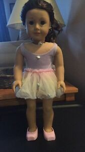 Ballerina doll clothes for ag or 18inch doll St. John's Newfoundland image 3