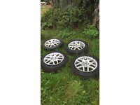 16 inch golf gti wheels bbs Montreal
