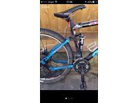Giant xtc mountain bike