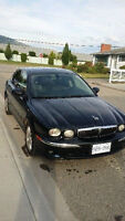 2002 Jaguar X-TYPE 2.5L Sedan
