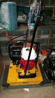 PLATE TAMPER COMPACTOR HONDA -  BRAND NEW 1 YEAR WARRANTY