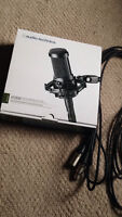 AT2035 Cardiod Condensor Microphone10/10 Condition