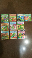 Collection Set of 10 Franklin Books Brand New
