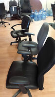 Variety of Desk Chairs