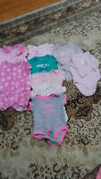 Gently used baby girl/boy/neutral clothing