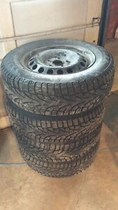Pirelli winter carving edge 195/65r15