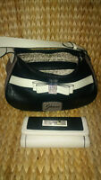 Gorgeous Guess Hobo Style Purse with matching Wallet