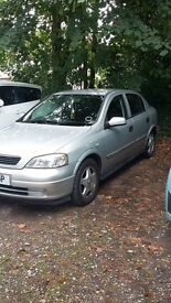 Vauxhall Astra for spares and repairs