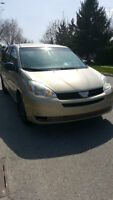 ****VERY SPACIOUS 2004 TOYOTA SIENNA FOR SALE!!***